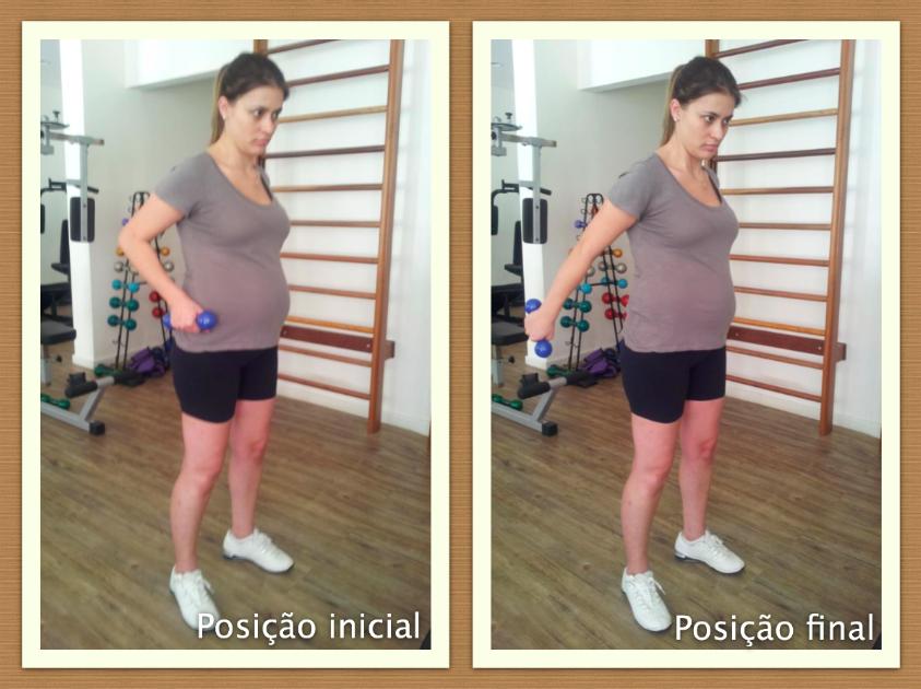 exercicios gravidez