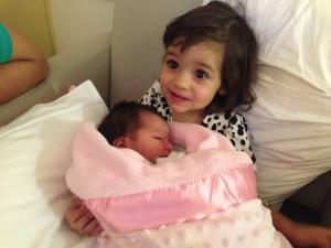 Bru e a irmã