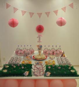 festa de 1 ano em casa jardim encantado