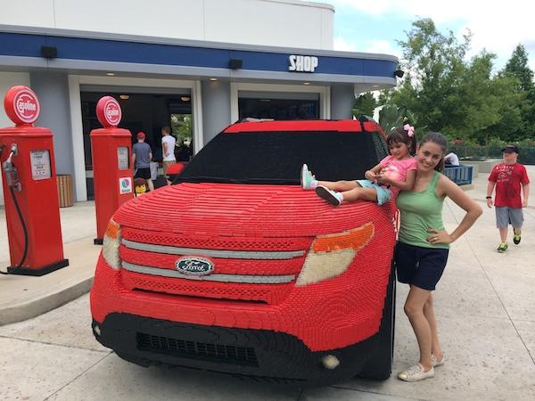 Ford Legoland