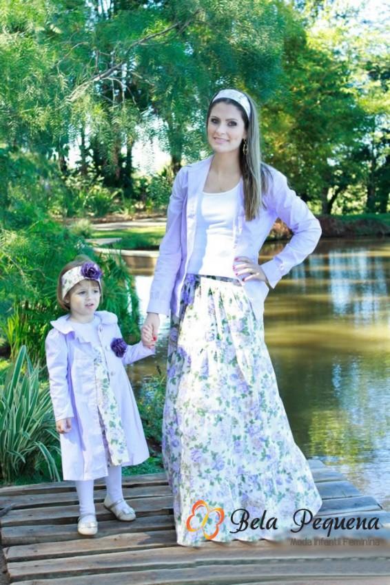 bela pequena moda infantil tal mãe tal filha 3