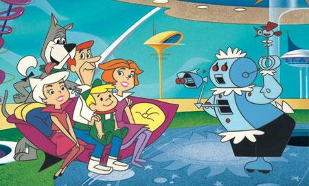 Não temos a Rosie, mas temos aspirador robô! rs