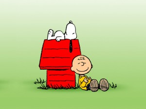 Snoopy e Charlie