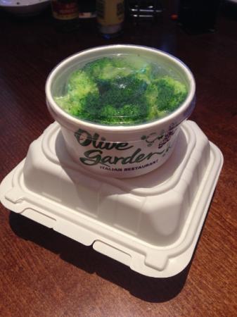 Restaurante Italiano com brócolis extra a $1