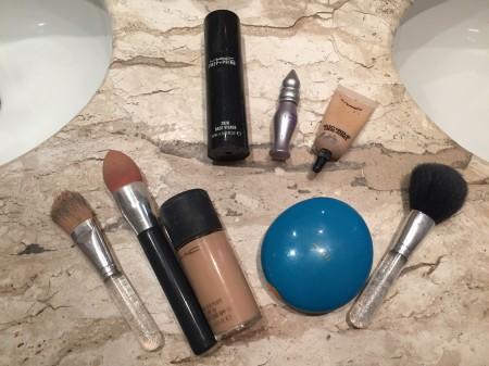 produtos preparar a pele