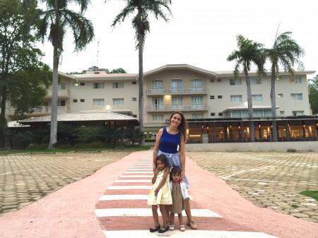 Novo Hotel Pousada - Rio Quente resorts (Arquivo pessoal)