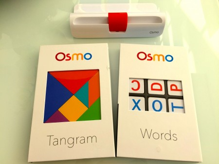Osmo - Tangram, Words, Newton