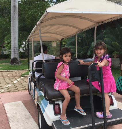 carrinho de golf rio quente resorts