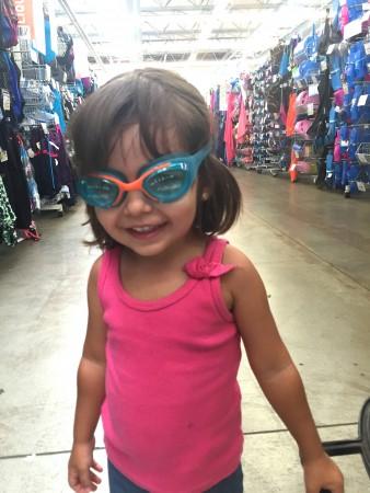 óculos azul para meninas sexismo não
