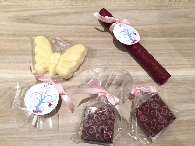 chocolate lembrancinha maternidade charuto elisete torrão