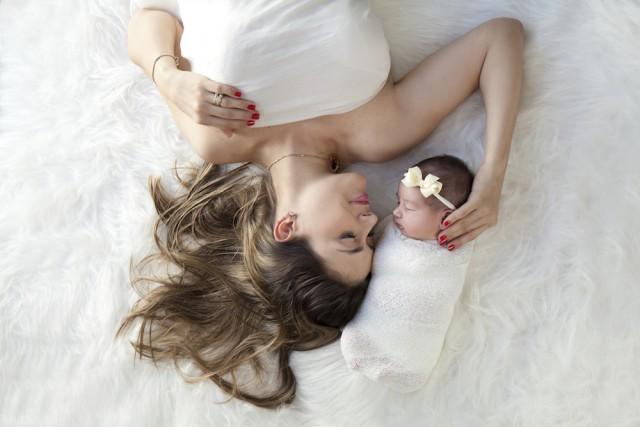 Ensaio newborn familia SP