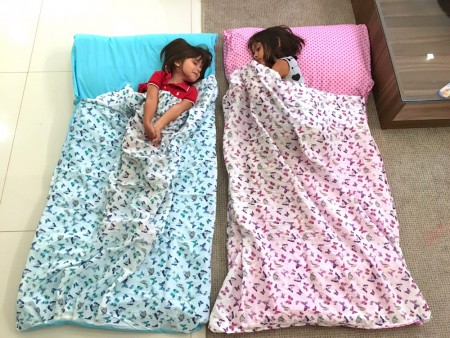 saco de dormir crianças pronto