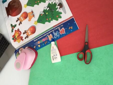 calendario advento natal material