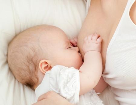 Imagem: Amamentação em Shutterstock