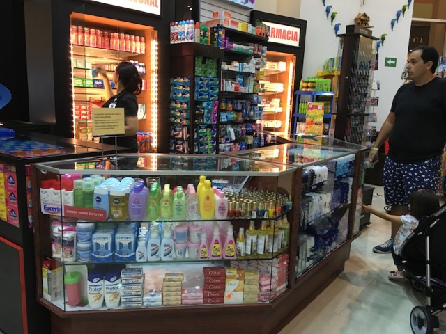 Lojinha / farmácia