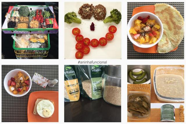 nutrição funcional cardápio alimentação saudável