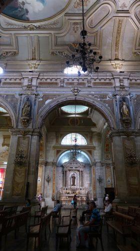 catedral metropolitana santiago
